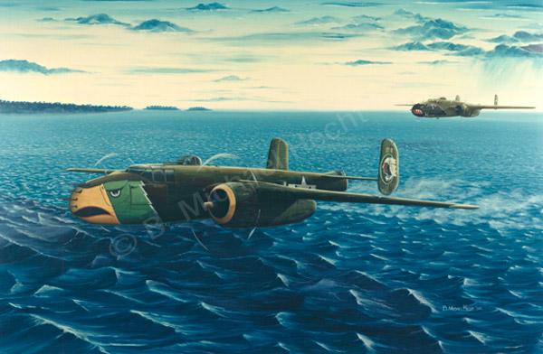 Air Apaches, by B. Michael Hecht